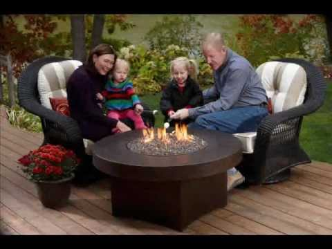 Oriflamme Fire Tables Product Line Video 2013 - Oriflamme Fire Tables Product Line Video 2013 - YouTube