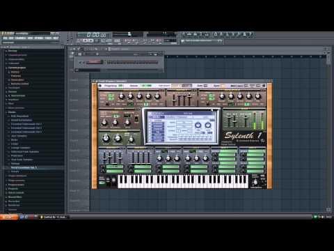 Sylenth1 : Sound Tutorial #09 - Dark Pad [Deutsch]
