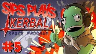 Kerbal Space Program (18/8/2015) - Part 5