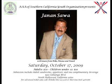 Janan Sawa  October 17  - Los Angeles CA -  Sheikhani