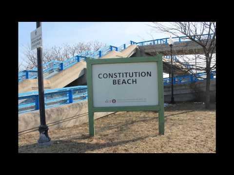 Urban Aspects Boston MA Constitution Beach.