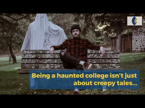 Top 10 Most Haunted Colleges in America