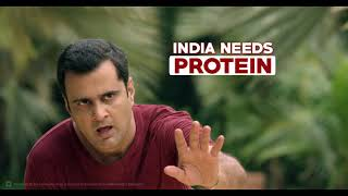 India on Jogging | Muscle Health | Protinex