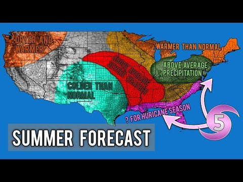 2nd Preliminary Summer 2019 Forecast
