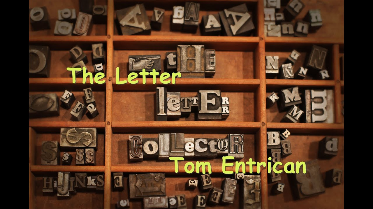 The Letter Tom Entrican Original by The Box Tops