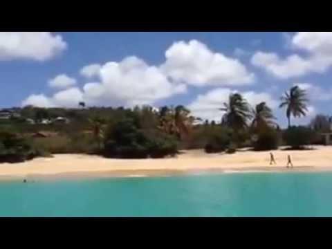 ST. MAARTEN - SNORKEL NAKED - Netherlands Antilles 4/28/2014