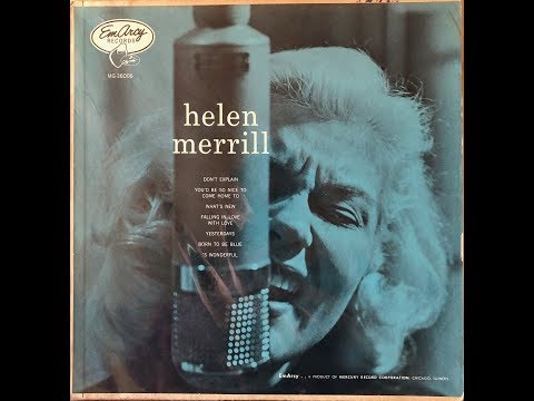 Helen Merrill / EmArcy MG 36006 A Mp3