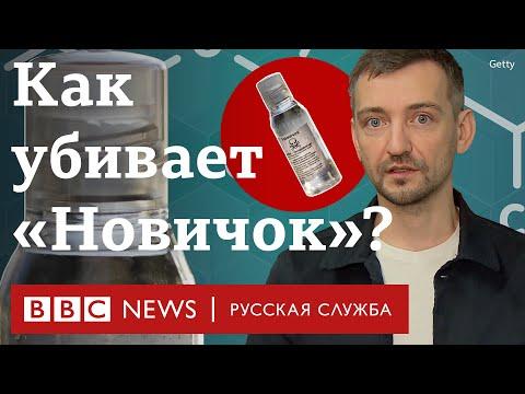 Отравление Навального: научный разбор