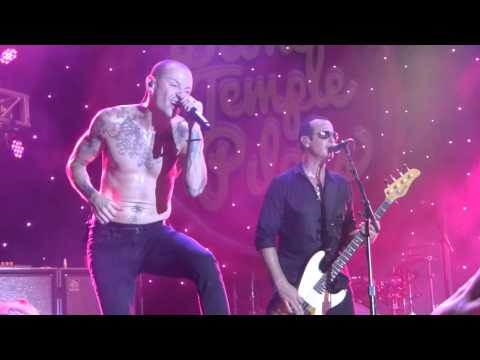 "� & Bloated"" Stone Temple Pilots@Shindig Festival Baltimore 9/19/15"