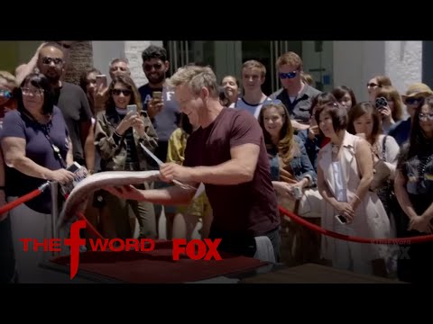 Gordon Ramsay Sets A Guiness World Record | Season 1 Ep. 3 | THE F WORD