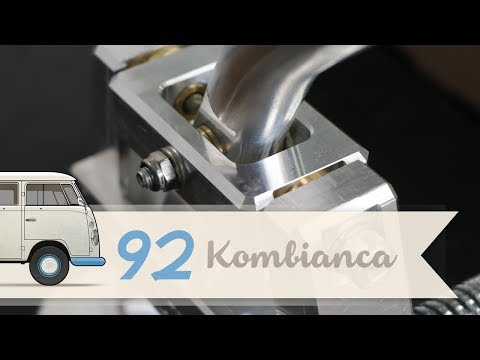 Tonella  Instalação da alavanca Runner na Kombi da Bianca!