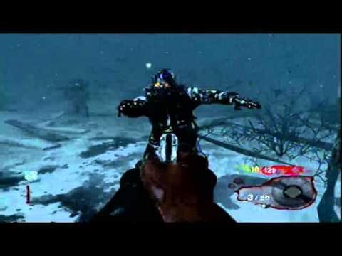 Tutorial de trucos de call of duty  blak ops (zombis nazis) Ep 1