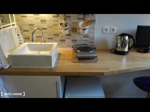 Affordable studio apartment for rent in 17th arrondissement of Paris - Spotahome (ref 121646)
