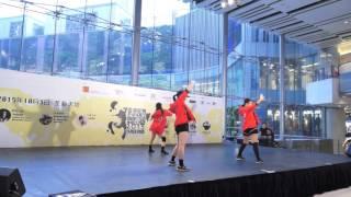 香港起舞‧全港中學生舞蹈賽2015 決賽 - CSJ DAN