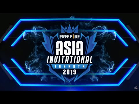 Garena Free Fire Asia Invitational 2019