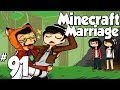 Minecraft Marriage Ep.91 | Our Daughter