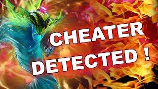 Dota 2 Cheater - Morphling with AUTO KILL Scripts! 7.20e