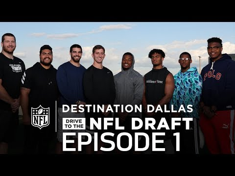 Josh Rosen, Derwin James, & 2018 NFL Prospects Train for the Combine | Drive to the NFL Draft Ep. 1