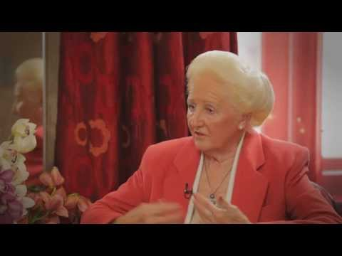 Make-up lady Olga Knoblochova interview