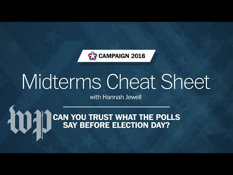 Can you trust what the polls say before election day? | Midterms Cheat Sheet