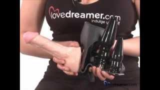 Vac-U-Lock Ultra Female Harness Review by Lovedreamer.com