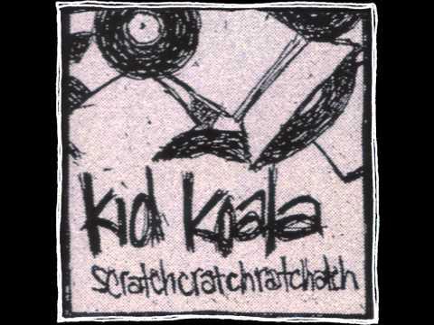 Kid Koala - Scratchcratchratchatch [FULL TAPE]