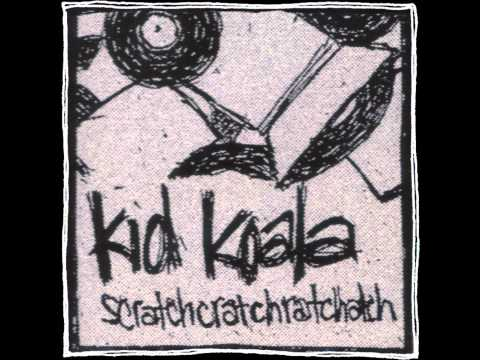 Kid Koala - Scratchcratchratchatch [FULL TAPE]