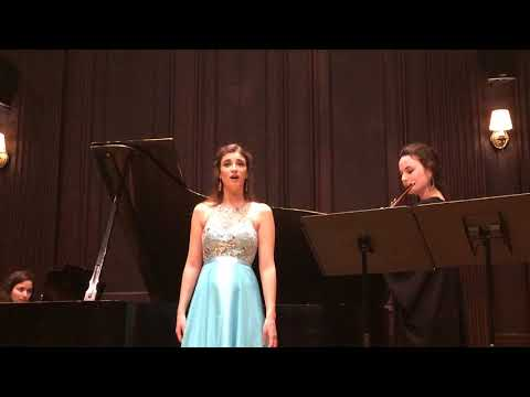 Anna + flute Clip-Senior Recital