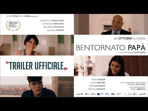 Bentornato Papà - Official Trailer - da Ottobre al Cinema