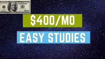 Best Paid Research Studies Website! $400/Month