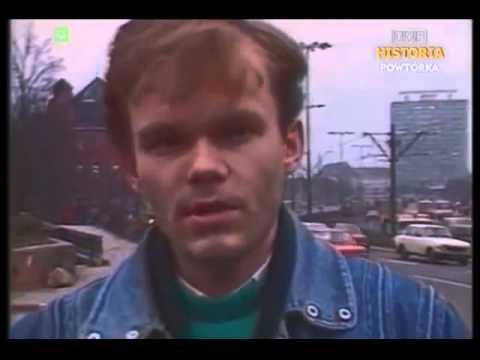 Gdańsk w Dziennikach Telewizyjnych 1984-1989