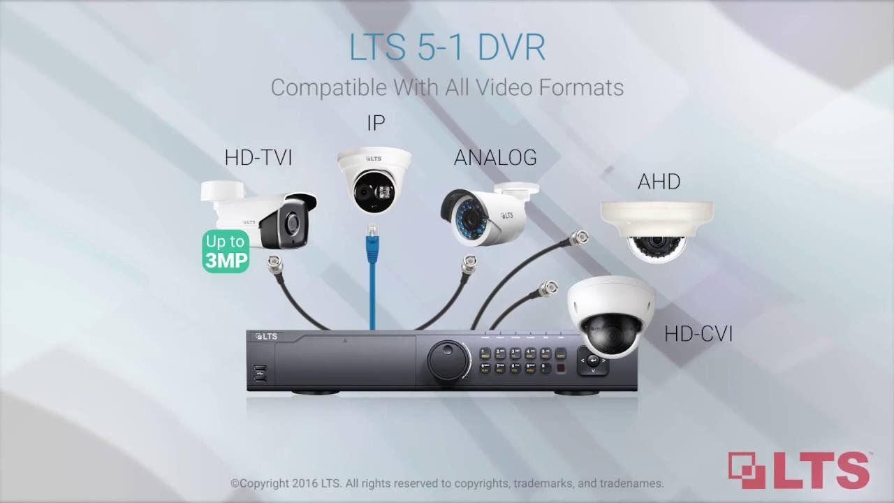 LT SECURITY LTD8308T-FT TVI DVR DRIVER FREE