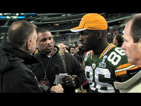 Packers TE Donald Lee on Playing Super Bowl 45