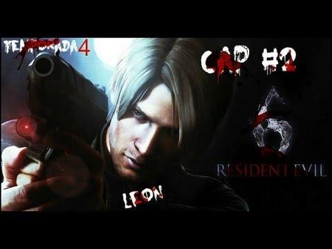 Resident Evil 6: [T4] - Cap.2: Encuentra las 3 llaves..