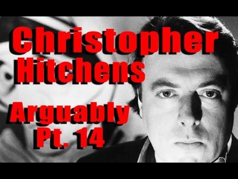 John Updike - Gore Vidal - Terrorist - Christopher Hitchens - Arguably