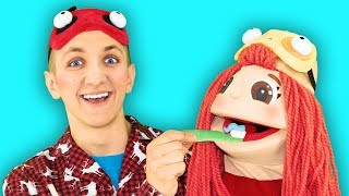 This Is The Way We Brush Our Teeth Song for Kids | Super Simple Nursery Rhymes With Tiki.