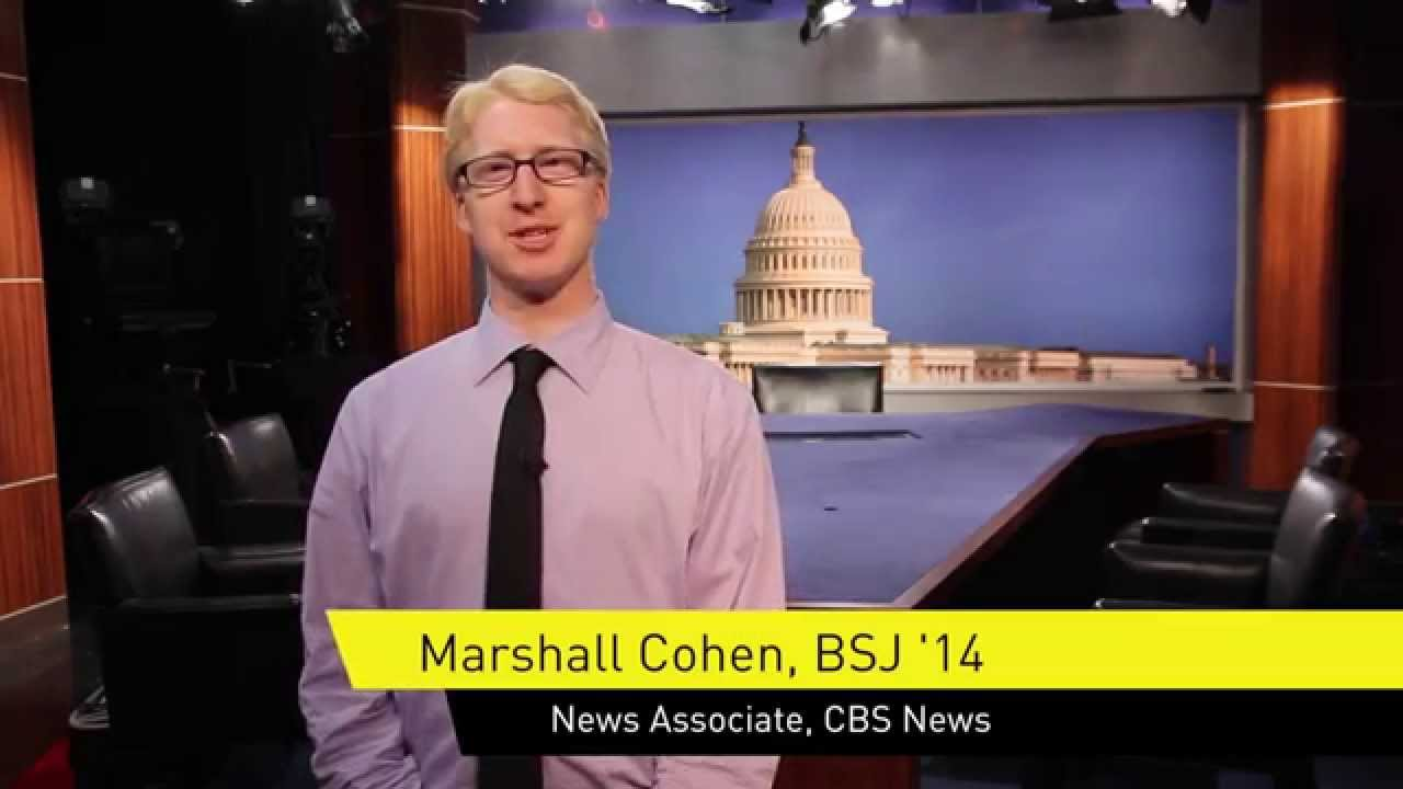 Marshall Cohen (BSJ14) speaks to the power of a Medill degree - YouTube