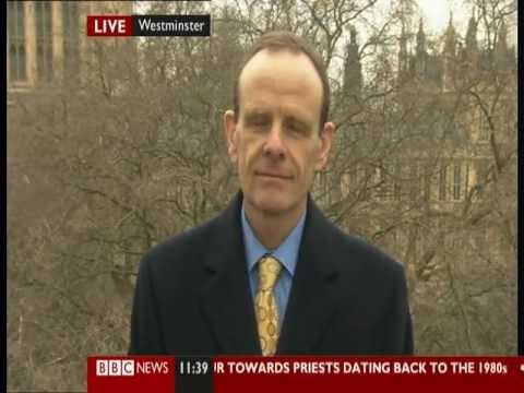 Allegations against Chris Rennard: interview on BBC News Channel