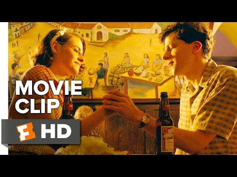 Café Society Movie CLIP - Mexican Restaurant (2016) - Kristen Stewart Movie