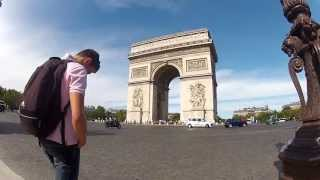 [GoPro] BEST Layover in Paris for 11 hours