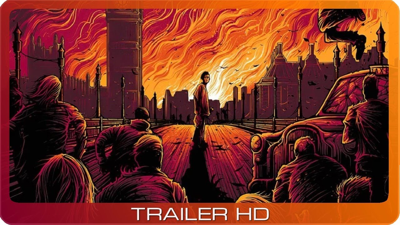 28 Days Later ≣ 2002 ≣ Trailer ≣ German | Deutsch