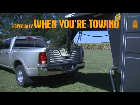 Husky Liners Tailgate Con-Rack & Sunshade Product Video