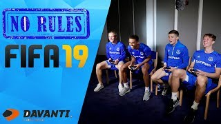 NO RULES FIFA 19 | DAVIES & DCL V DOWELL & KENNY