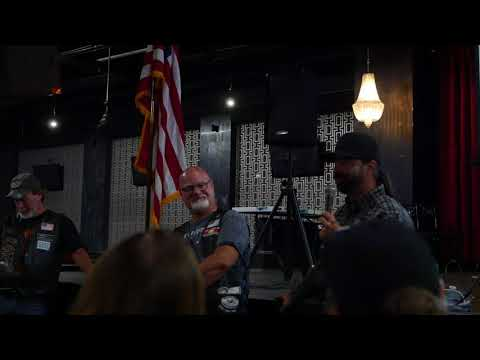 Ride for Hope speech at the City Limis HOG Chapter August 2018 meeting