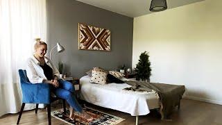 Дизайн ИНСТАГРАМНОЙ квартиры за 15тр РЕМОНТ в СКАНДИНАВСКОМ стиле для крутого декоратора