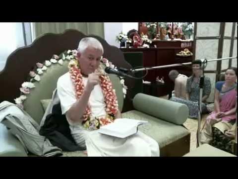 Бхагавад Гита 2.56 - Чайтанья Чандра Чаран прабху