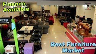 Cheapest furniture market | Best furniture market | Sofa | Bed | Aashiyana | VBO Life | 2018