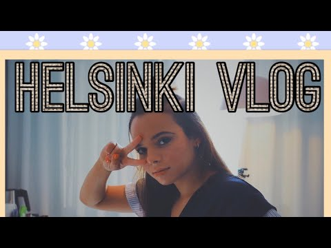 Helsinki vlog | Finland travel vlog