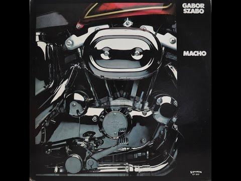 Gabor Szabo_Macho (Album) 1975