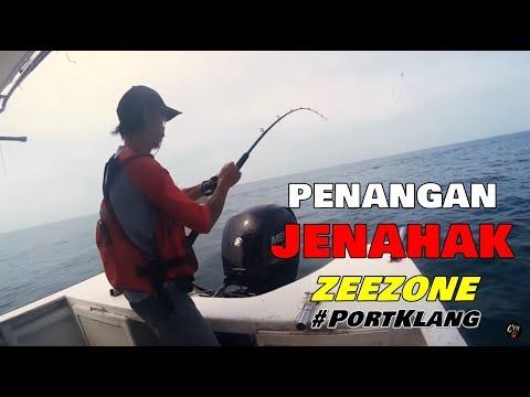 ZeeZone Port Klang Family Fishing Trip 2018